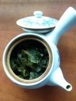 Chinese thee zetten tieguanyin 4